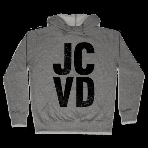 JCVD Hooded Sweatshirt