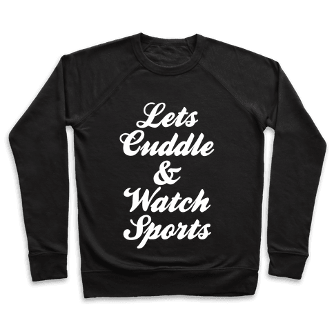 Cuddle & Sports Pullover