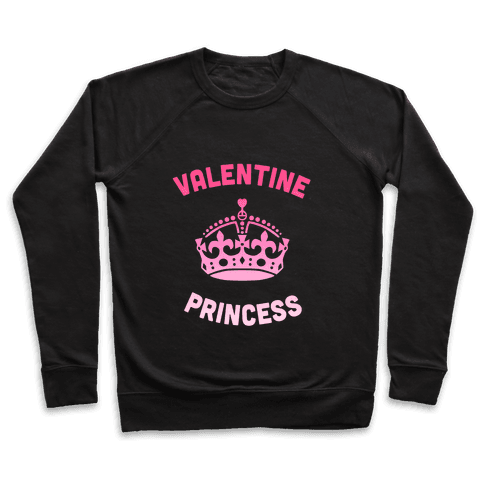 Valentine Princess (Dark) Pullover