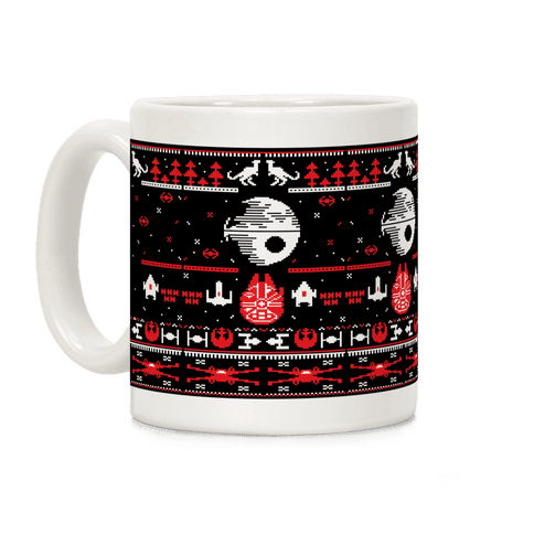 Scifi Spaceship Coffee Mug