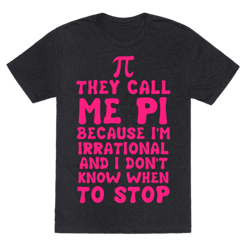 They Call me Pi