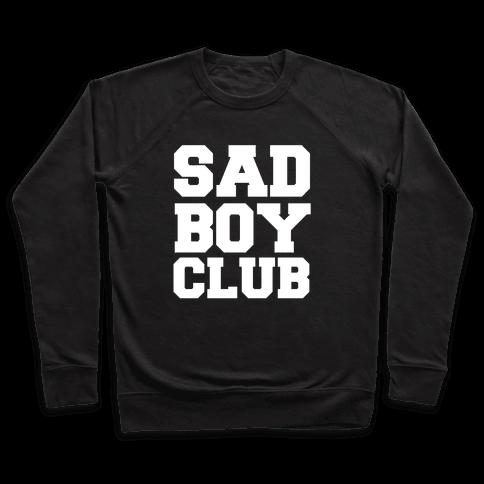 Sad Boy Club Pullover