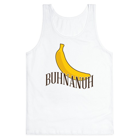 Super banana Tank Tank Top