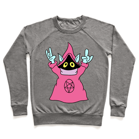 Metal Orco Pullover