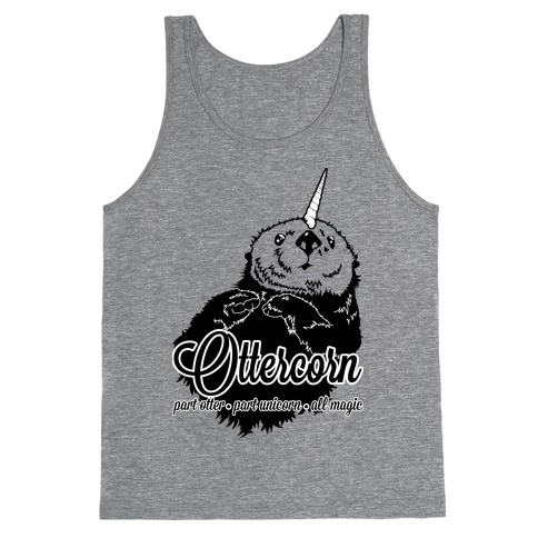 Ottercorn Tank Top