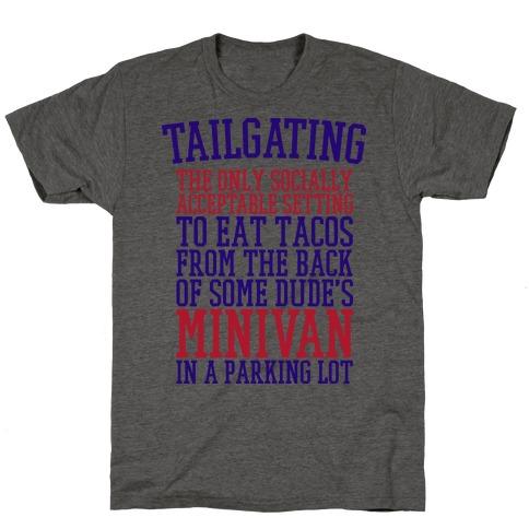 Tailgating T-Shirt