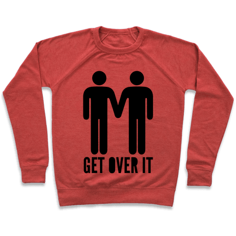 Get Over It Pullover