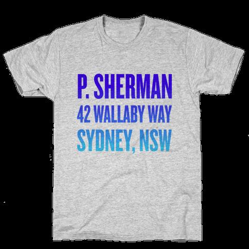 P.Sherman