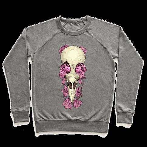 Bird Skull Pullover