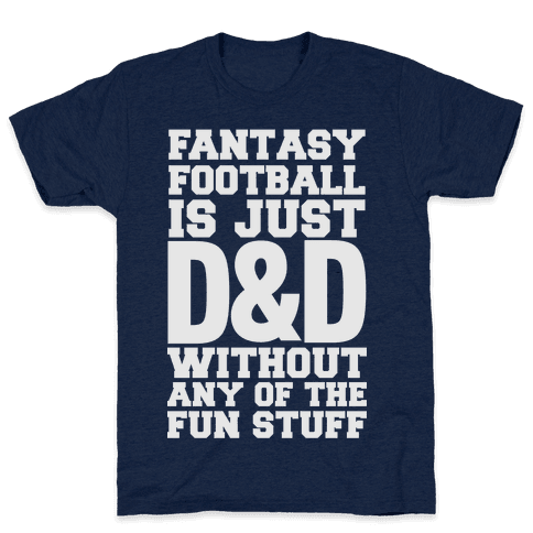 Fantasy Football Mens T-Shirt