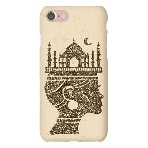 Taj Madame Phone Case
