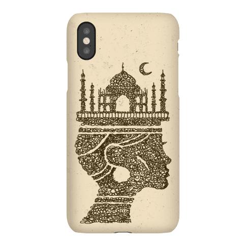 Taj Madame Phone Case