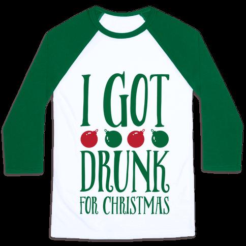 I Got Drunk For Christmas
