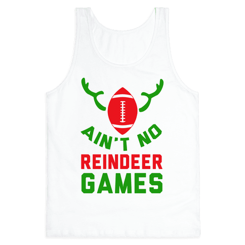 Football: It' Ain't No Reindeer Games