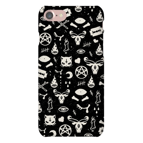 Cute Occult Pattern Phone Case