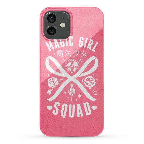 Magic Girl Squad Phone Case