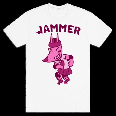 Jammer (Roller Derby) Mens T-Shirt
