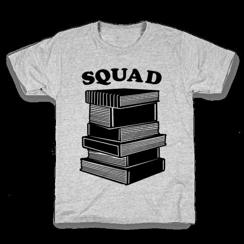 Book Squad Kids T-Shirt