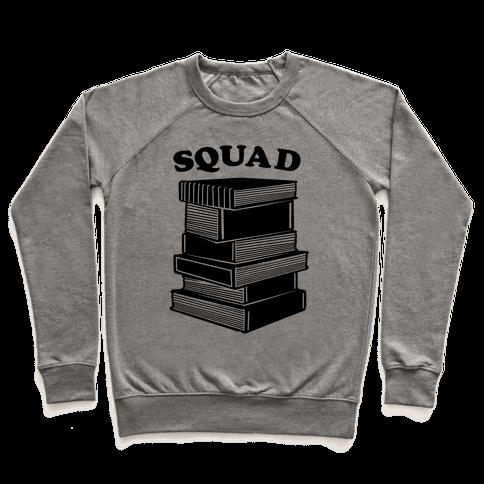 Book Squad Pullover