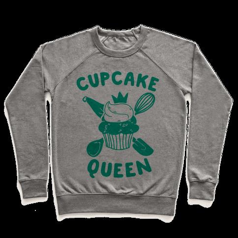 Cupcake Queen Pullover