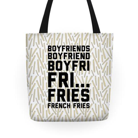 Boyfriends.. Tote