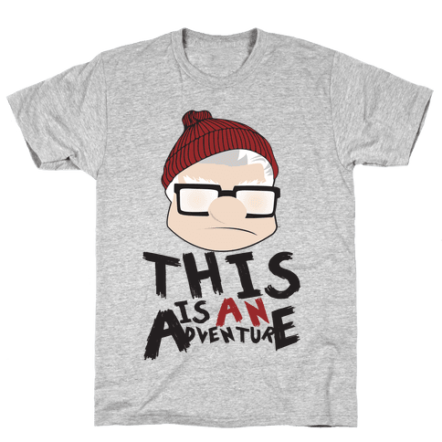 This Is An Adventure Mens T-Shirt