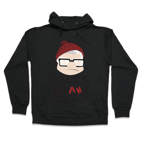 This Is An Adventure Hooded Sweatshirt