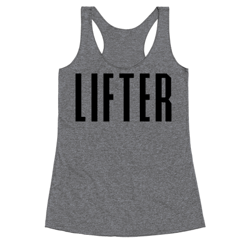 Trying Racerback Tank Top