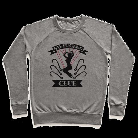 Swingers Club Pullover