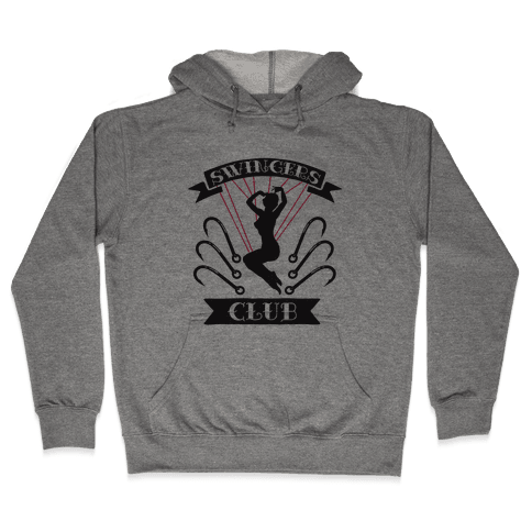 Swingers Club Hooded Sweatshirt