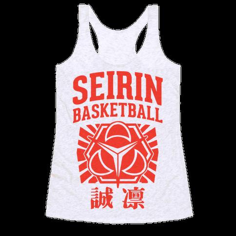 Seirin Basketball Club Racerback Tank Top