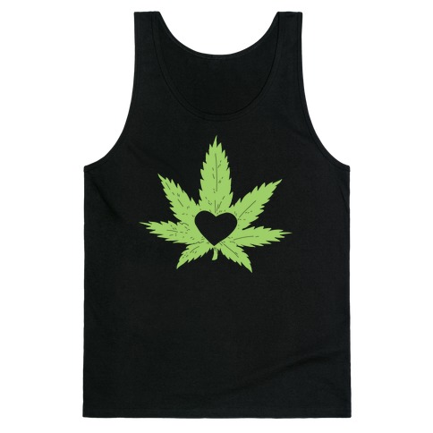 Pot Love Tank Top