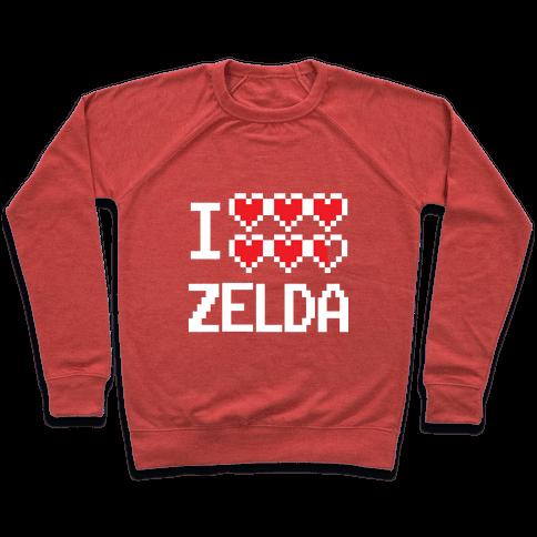 I Heart Zelda Pullover