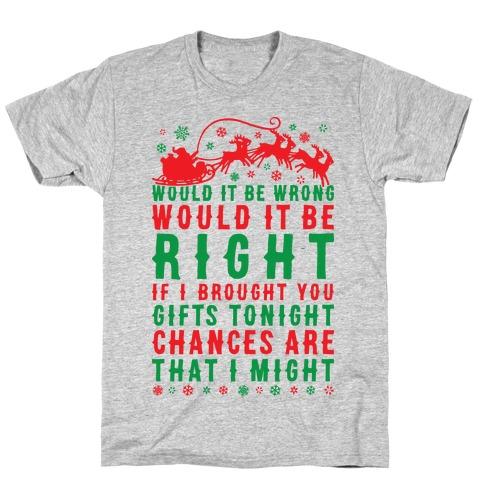 Papa Roach Christmas T-Shirt