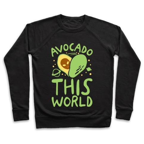Avocado This World Pullover