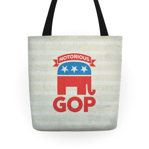 Notorious GOP Tote