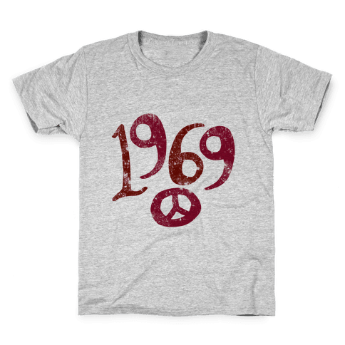 1969 Woodstock (Vintage) Kids T-Shirt