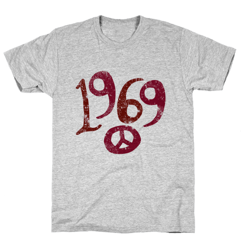 1969 Woodstock (Vintage) Mens T-Shirt