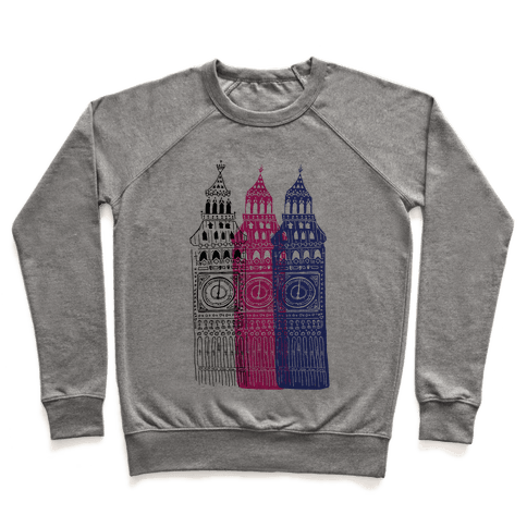 London's Big Bens Pullover