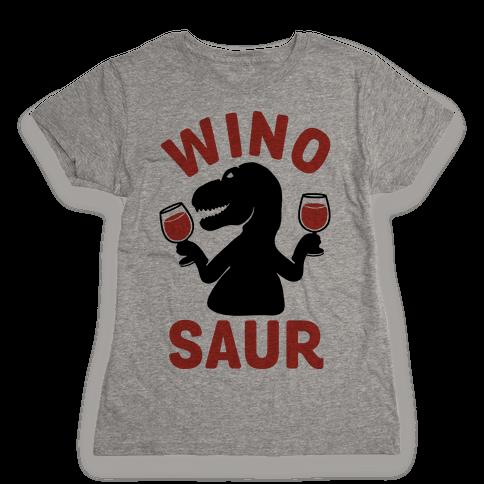 Winosaur Womens T-Shirt