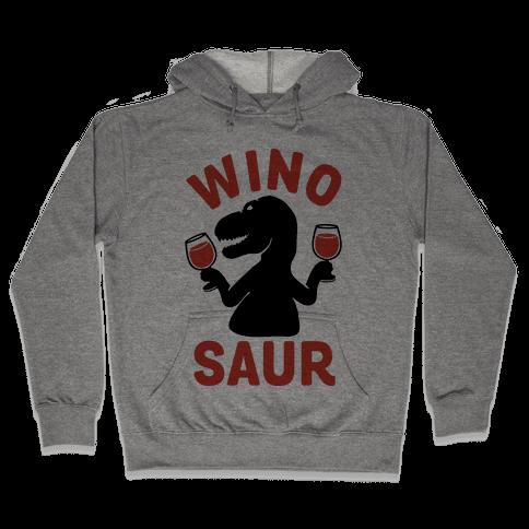 Winosaur Hooded Sweatshirt