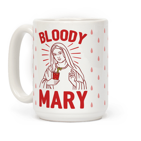 Bloody Virgin Mary