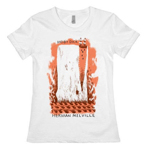 Moby Dick Womens T-Shirt