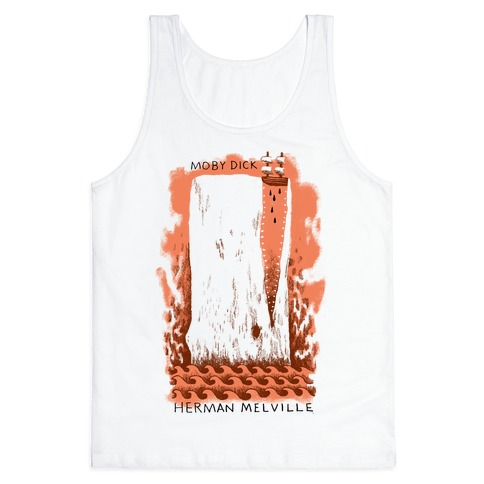 Moby Dick Tank Top
