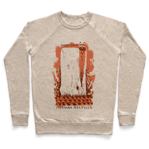 Moby Dick Pullover