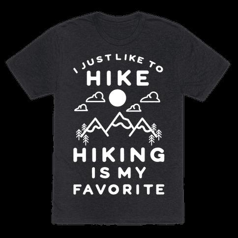 Hiking is My Favorite