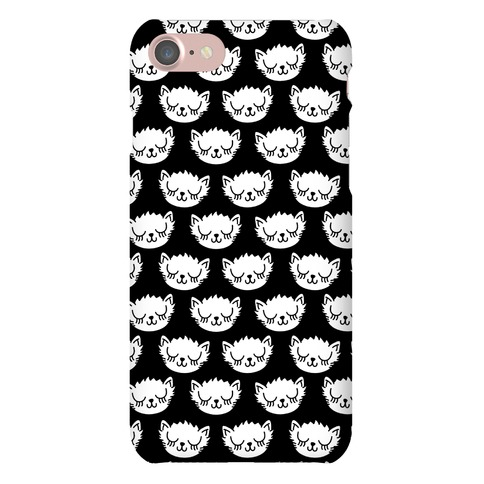 Pretty Kitty Pattern Phone Case