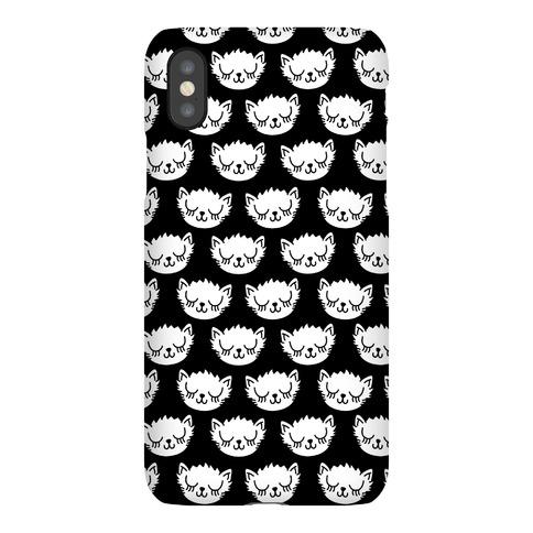 Pretty Kitty Pattern Phone Case