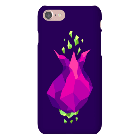 Blooming Crystal Phone Case