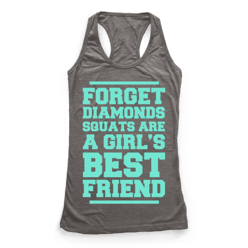 Forget Diamonds Squats Are A Girl's Best Friend